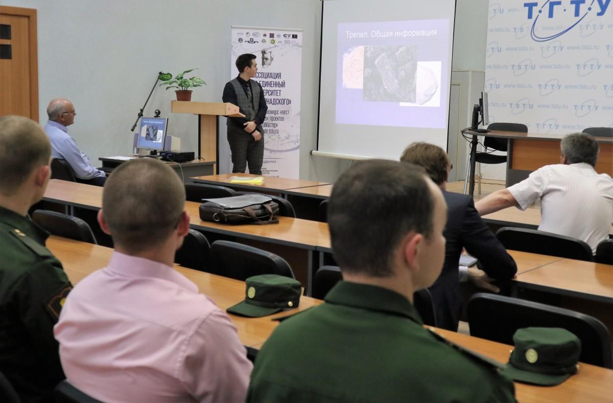 Участники проекта «ПротоМастер» представили свои работы