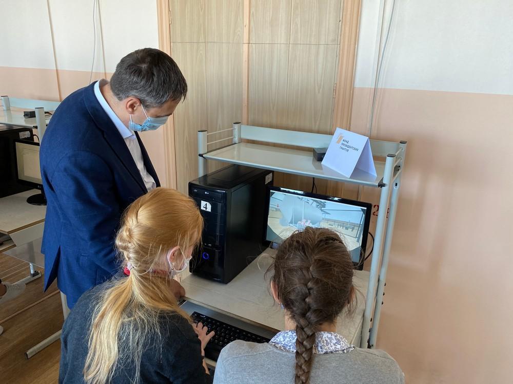 Мастер-классы по работе с очистными сооружениями прошли в рамках «Молодежной школы цифровой экологии»