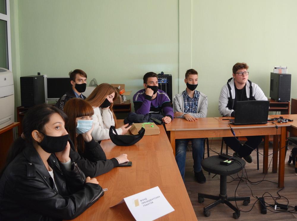 Участники «Молодежной школы цифровой экологии» научились применять 3D-печать для нужд своих эко-проектов