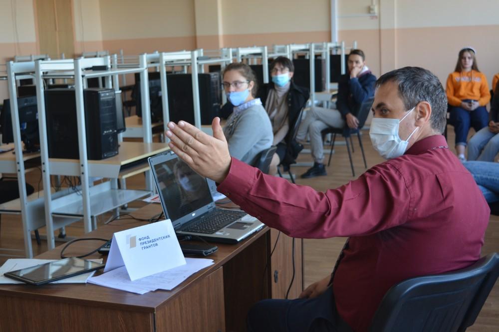 Воркшоп по применению квадрокоптеров в экологическом мониторинге