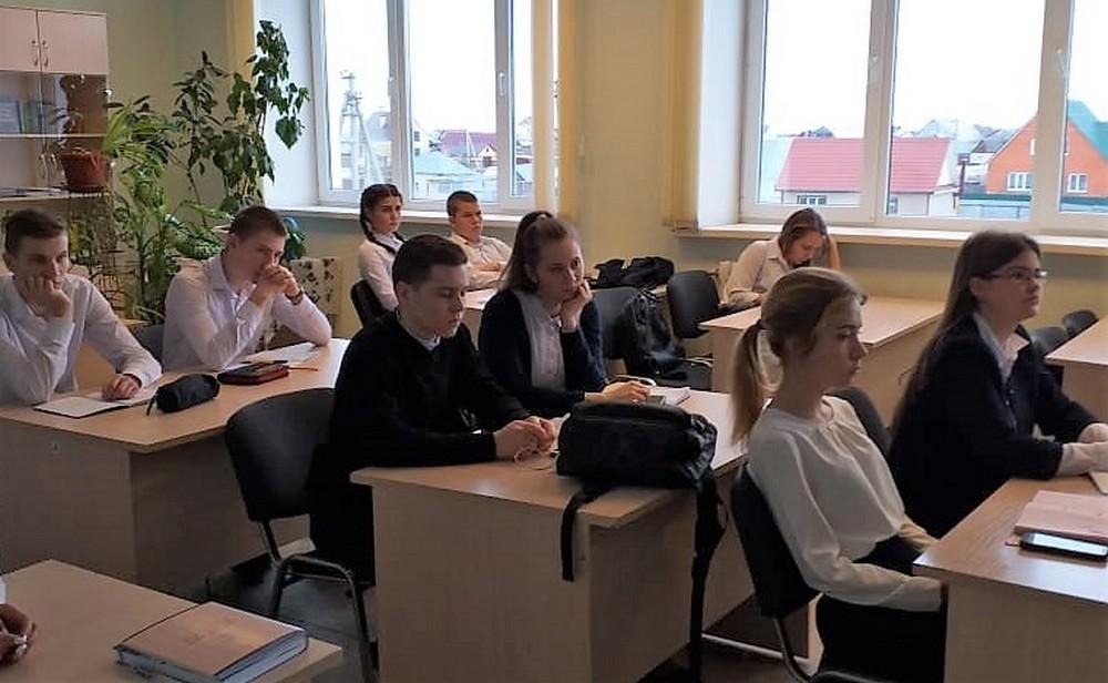 Презентация молодежной школы цифровой экологии в Региональном центре агробизнес-образования в с. Тулиновка