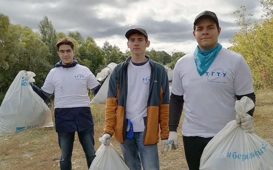 Участвовали в организации региональных мероприятий Всероссийской экологической акции «Вода России»